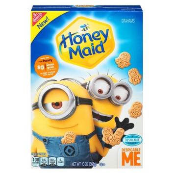 Nabisco Honey Maid Mondelez Despicable Me Graham Crackers