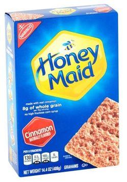 Nabisco Honey Maid Cinnamon Grahams