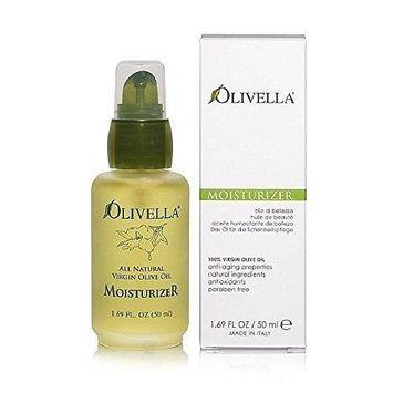 Olivella All Natural Virgin Olive Oil Moisturizer