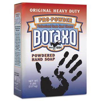 Powdered Original Hand Soap, Unscented Powder, 5lb Box, 10/Carton, Sold as 1 Carton, 10 Each per Carton