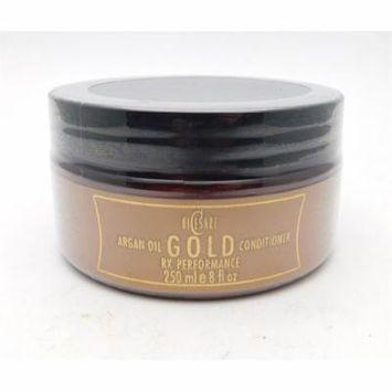 Dicesare Argan Oil Gold Conditioner RX Performance 8 Fl Oz.