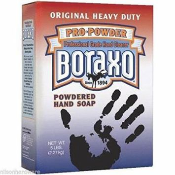 Dial 02203CT - Boraxo Powdered Original Hand Soap, 5lb Box