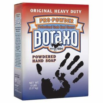 Boraxo DIA02203 Powdered Hand Soap, 5 lb