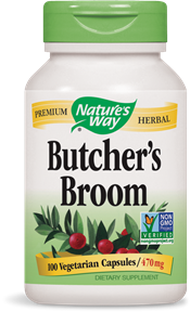 Nature's Way® Butcher's Broom