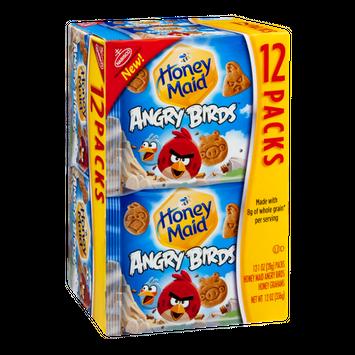 Nabisco Honey Maid Angry Bird Packs