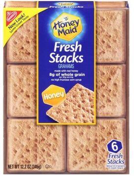 Nabisco Honey Maid Fresh Stacks