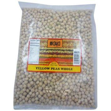 Maya Split Peas, Yellow, 2 Pound (Pack of 20)