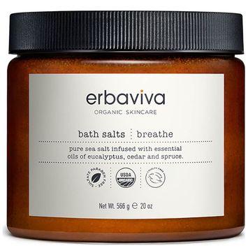 Erbaviva Breathe Bath Salts