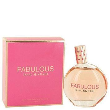 FABULOUS ISAAC MIZRAHI by Isaac Mizrahi for WOMEN: EAU DE PARFUM SPRAY 3.4 OZ by Fabulous by Isaac Mizrahi
