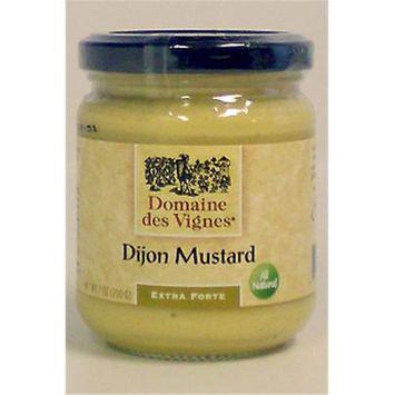 Domaine des Vignes 52000 7 oz. Hot Dijon Mustard Pack of 6