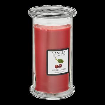 Vanilla Collection Candle Vanilla Cherry