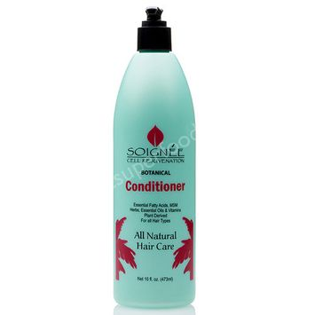 Soignee Botanical Conditioner with MSM, 16 fl oz