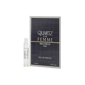 QUARTZ by Molyneux - EAU DE PARFUM VIAL - WOMEN