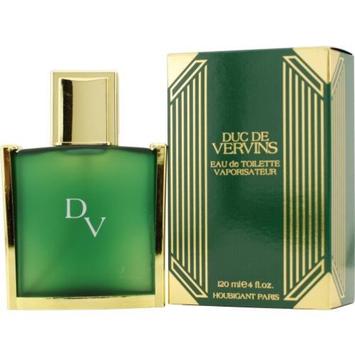 Duc De Vervins by Houbigant Eau de Toilette Spray 4oz
