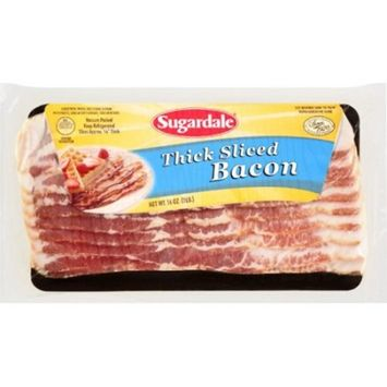 Sugardale Thick Sliced Bacon, 16.0 OZ
