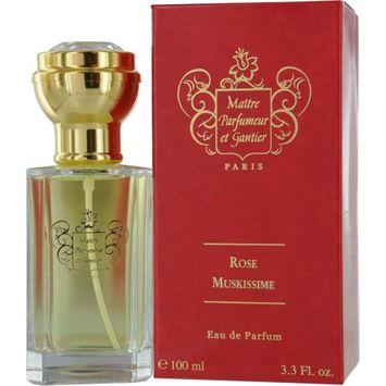 Maitre Parfumeur Et Gantier Rose Muskissime By Maitre Parfumeur Et Gantier For Women. Eau De Toilette Spray