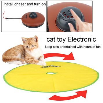Undercover Moving Mouse Mice Pets Toy Cats Playing Funny As Seen On TV Toy