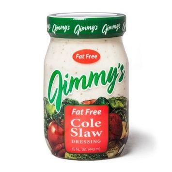 Jimmy's Fat Free Cole Slaw Dressing - 15.5oz