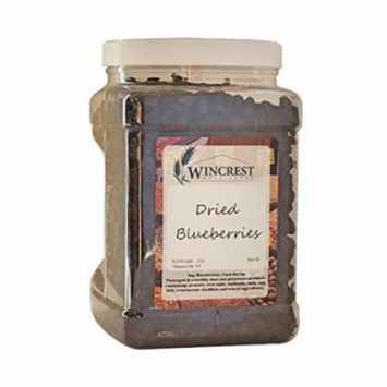 Dried Sweetened Blueberries - 2 Lb Tub