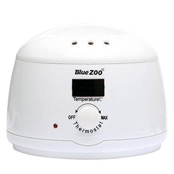 Kanzd 110V Hair Removal Bean Hot Wax Warmer Heater Machine Digital Display Pot Depilatory