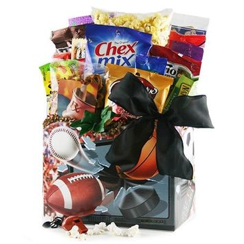 Football Fan - Texas Football Basket