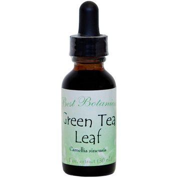 Best Botanicals Green Tea Leaf Extract 1 oz.