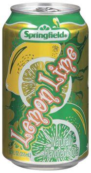 Springfield Lemon Lime