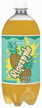 Springfield Pineapple Soda 3 L Plastic Bottle
