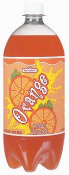 Springfield Orange Soda 3 L Plastic Bottle