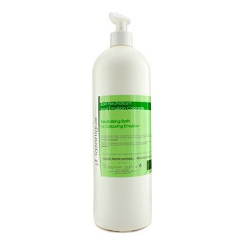J.F. Lazartigue Neutralizing Bath For Colouring Emulsion (Salon Size) 1000ml/33.8oz