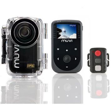 Veho MUVI HD NPNG Handsfree Camcorder Special Edition Bundle