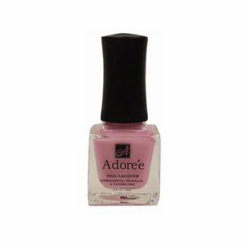 Adoree Nail Lacquer Ballerina Candy Pink .5oz