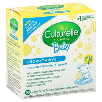 I-health, Inc. Culturelle Baby Probiotic G packets