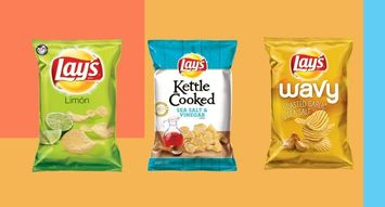The Top Lay's Potato Chips Flavors