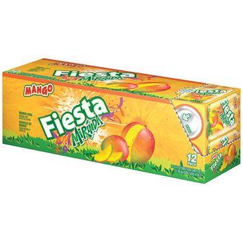 Fiesta Mirinda Mango Soda, 12pk