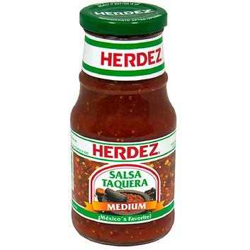 Herdez Taquera Medium Salsa