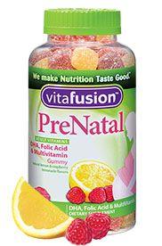 vitafusion® PreNatal