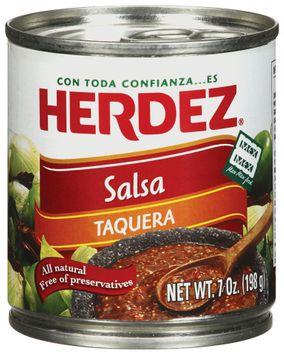 Herdez® Taquera Salsa