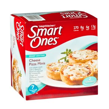 Smart Ones Cheese Pizza Minis