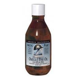 Source Naturals ArcticPure Omega-3 Fish Oil (lemon)