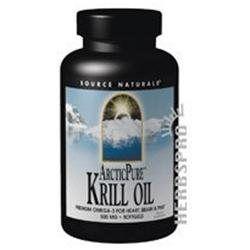 Source Naturals - ArcticPure Krill Oil 500 mg. - 120 Softgels