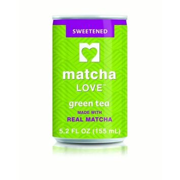 Ito En Matcha Love Green Tea made with Real Matcha - Sweetened - 5.