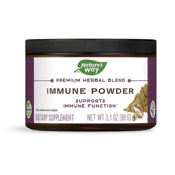 Nature's Way Premium Extract Blended Powder and Supports Immune Function, 3.1 Ounce