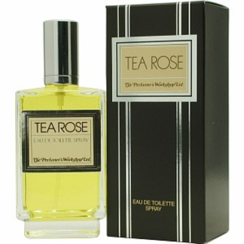 Perfumers Workshop Tea Rose EDT Spray 2 Oz