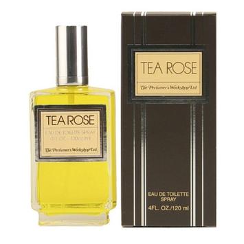 Perfumers Workshop Tea Rose Eau De Toilette Spray for Women