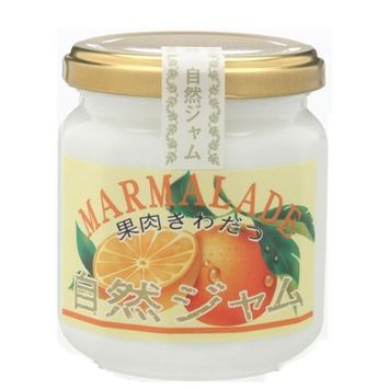 Kotobuki Japan plateau Natural Jam Marmalade 220g
