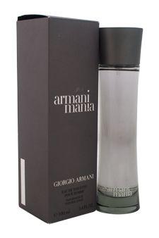 MANIA by Giorgio Armani EDT SPRAY 3.4 OZ for MEN