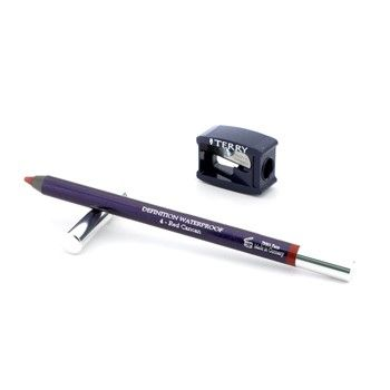 By Terry Crayon Levres Terrbly Perfect Lip Liner # 4 Red Cancan 1.2G/0.04Oz