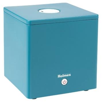 Holmes Ultrasonic Cube Humidifier- Blue