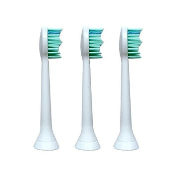 PCS Professional Sonic Electric Toothbrush Replacement Heads for T-7S, 3 Count